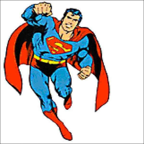 ''Ah, dites-moi pourquoi / Avec la gueule que j'ai / Les femmes me trouvent beau ? / J'suis toujours mal coiffé / Je ne bois jamais d'eau / Dites pourquoi / Je passe auprès des femmes / Pour Superman''