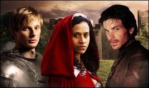 Dans quelle série retrouve-t-on Guenievre, Arthur et Lancelot ?