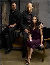Dans quelle série retrouve-t-on Lex, Lana et Clark ?