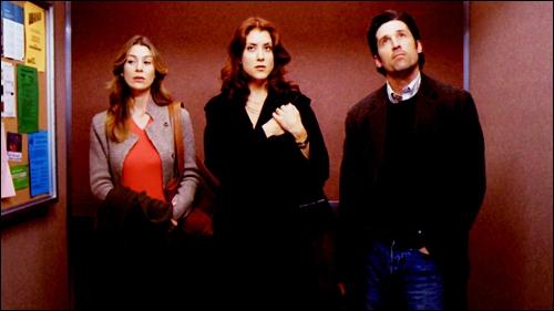 Dans quelle série retrouve-t-on Derek, Meredith et Addison ?