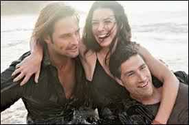 Dans quelle série retrouve-t-on Jack, Sawyer et Kate ?