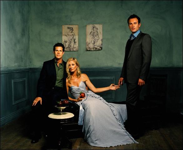 Dans quelle série retrouve-t-on Sean, Julia et Christian ?