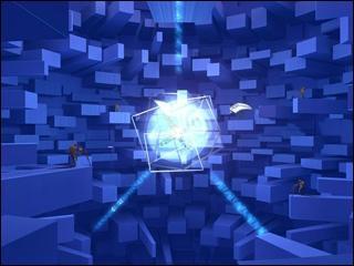 Combien de boucliers contient le coeur de Lyoko ?