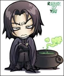 Quelle est la date de naissance de Severus Rogue ?