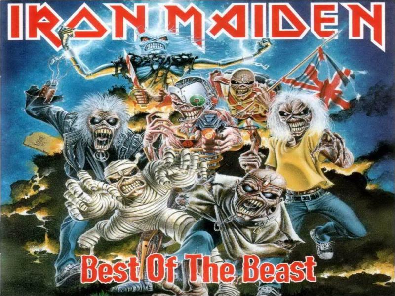 De combien de membres est composé Iron Maiden ? (En ce moment)