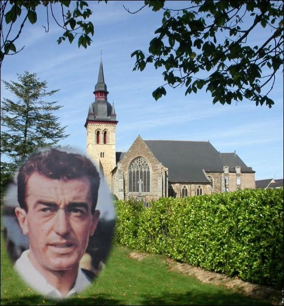 Champion cycliste né à Saint Méen-le-Grand en Ille et Vilaine. A son palmarès : Trois tours de France, un Paris-Roubaix, un titre mondial sur route ... .