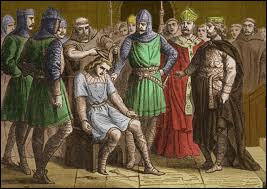 Comment a-t-on qualifié ces rois faibles, totalement dépourvus de pouvoir et tenus à l'écart des affaires du royaume ?