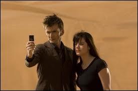(Episode 15 saison 4) Dans cet épisode, le docteur ne voyage avec personne.