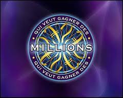 Qui présente  Qui veut gagner des millions  ?