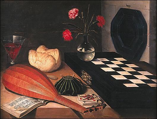 Peinture de Lubin...