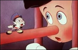 Comment s'appelle le criquet qui représente la bonne conscience de Pinocchio ?