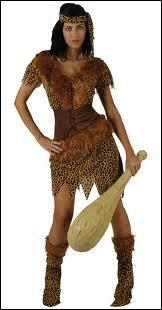 Comment s'appelle cette femme préhistorique ?