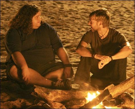 Dans quelle série retrouve-t-on Charlie et Hurley ?