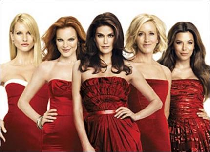 Dans quelle série retrouve-t-on Lynette, Bree, Susan et Gabrielle ?