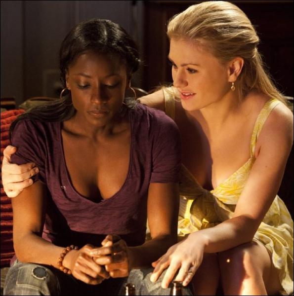 Dans quelle série retrouve-t-on Sookie et Tara ?