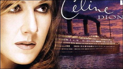 Near, far, wherever you are / I believe that the heart does go on (« My Heart Will Go On », interprété par Céline Dion)