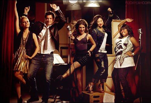 Quel est le pays d'origine de la série Glee ?
