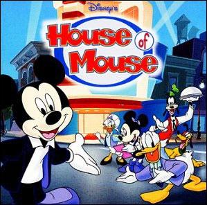 Question de conclusion : dans la série tv  Tous en boîte  (House of mouse en VO), a-t-on vu plusieurs fois les personnages de La petite sirène et Aladdin ?
