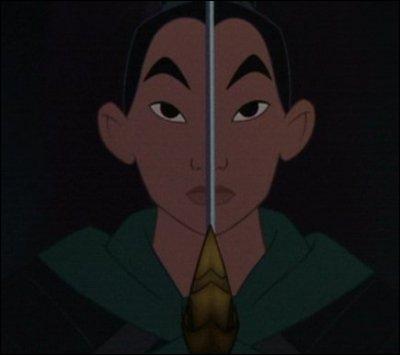 Ce personnage fait-il partie de La petite sirène ou d'Aladdin ?
