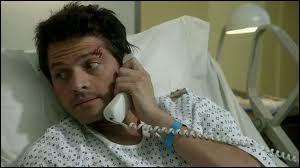 Quand Castiel devient humain, à l'épisode 22 de la saison 6, que dit-il à Bobby quand ils partent à la chasse aux démons ?