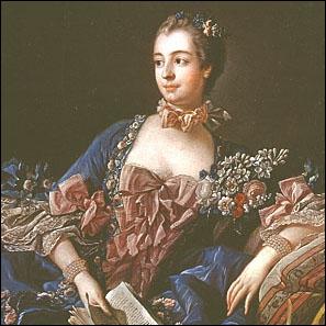 Madame de Pompadour est née à Paris en 1721 et morte à Versailles en 1764. Quel était son nom de naissance ?