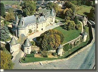 C'est le roi, réponse de la question 2, qui lui fit don du domaine de Pompadour, en Corrèze, lui offrant par la même occasion le titre de...