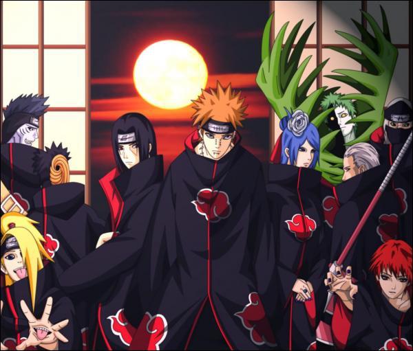 Quels sont les fondateurs de l'Akatsuki ?