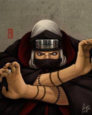 Naruto l'akatsuki
