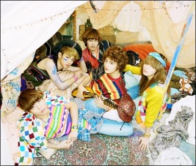 Qui est le leader de : Shinee ?