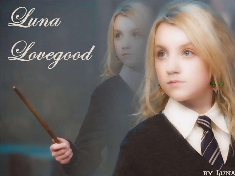 Quelle actrice joue Luna Lovegood ?