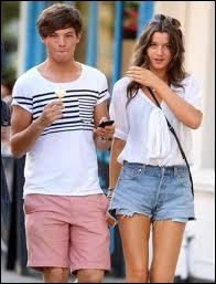 Comment s'appelle la copine de Louis ?