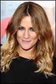 Qui est sorti avec la présentatrice de l'émission   Xtra Factor , Caroline Flack ?