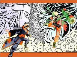 LE Vrai/Faux : Naruto (1)