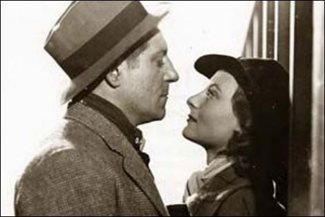 En 1938, dans ''Quai des brumes'' , il murmure à Michèle Morgan : ''T'as d'beauuuuuux yeux, tu sais ! '' ... Et elle lui répond :