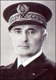 François Darlan était un général :
