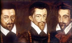 Henri de Guise était surnommé  le balafré  :