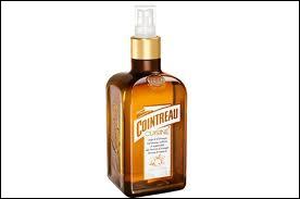 Le cointreau est un alcool à base :