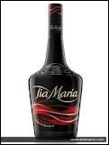 La Tia maria est une liqueur élaborée en jamaïque à base :