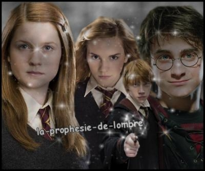 Qui joue Ginny Weasley ?
