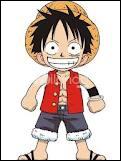 Quel est le surnom de Luffy ?