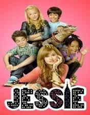 Les filles de la série 'Jessie'