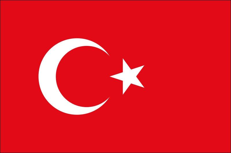 Ce drapeau est celui :