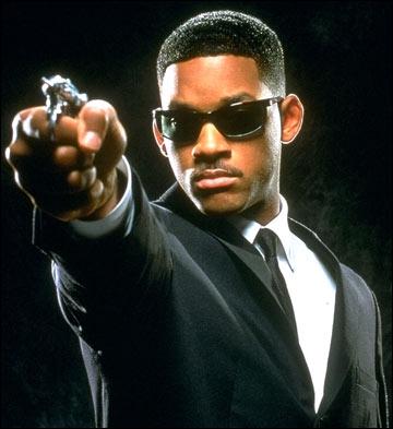 Qui doit se costumer en noir dans ce film de 1997 ?