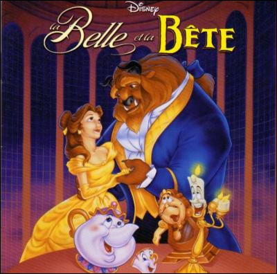 Dans la Belle et la Bête, complétez ces paroles de chanson :  Deux coeurs inconnus, qu'un geste imprévu ...