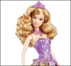 Quel personnage était l'ennemi de Barbie au début du film d'animation  Barbie apprentie princesse  ?