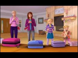 Comment s'appelait les sœurs de Barbie dans le film  Barbie : Merveilleux Noël  ?