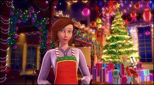 Comment s'appelle la famille qui aide cette personne lors de Noël ?
