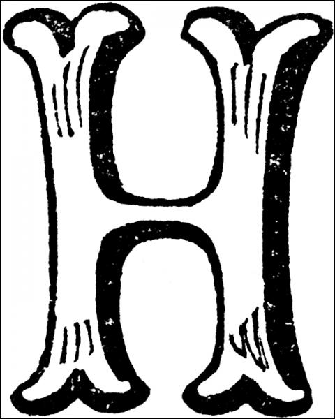 Changement de règle pour le H doublé : il faut trouver le seul mot correctement écrit !
