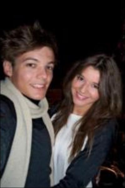 Comment s'appelle la petite amie de Louis ? (avril 2012)