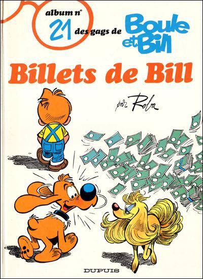 De quelle race de chien est Bill ?